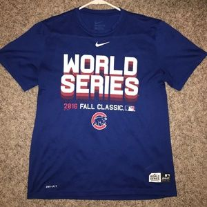 Cubs WS Shirt